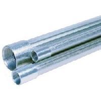 Galvanized Iron Round Pipes
