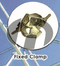Scaffolding Fixed Clamps