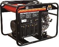 6000-Watt Diesel Portable Generator
