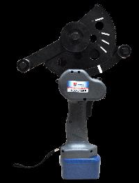 REC-54GRB: Gear Driven 5/8 Ground Rod Bender