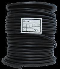 Black Standard Heater Hose