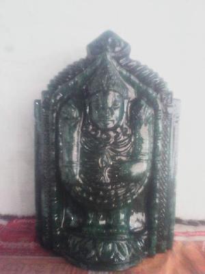 Gemstone Balaji Statue