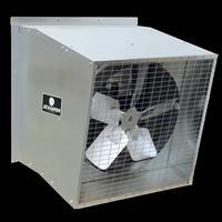Schaefer Aluminum Slantwall Exhaust Fans