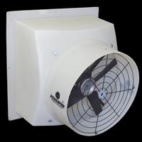 Schaefer Polyethylene Exhaust Fans
