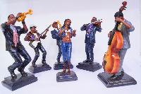Musician figurine