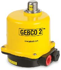 Gebco 2 Electric Actuators