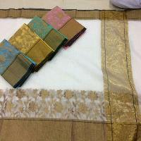 Cotton Zari Kota Sarees