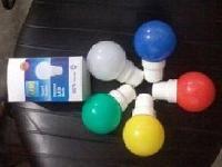 Coloured LED Bulbs