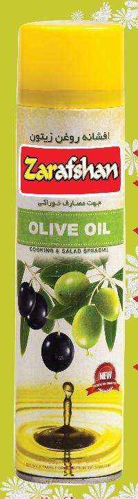 Olive Oil Spray