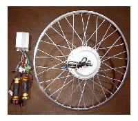 Assembled Rim Electric Bicycle Hub Motor