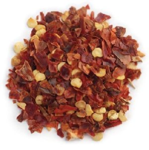 Dehydrated Red Chilli Flakes