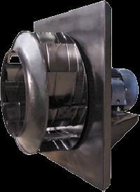 Direct Drive Airfoil Plug Fan