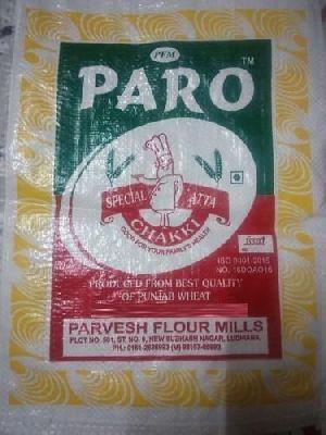 20 Kg Paro Wheat Flour