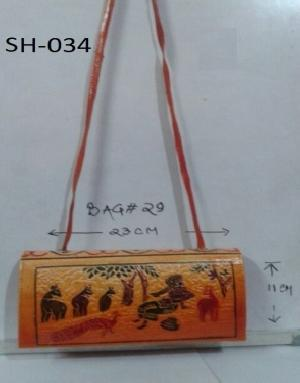 Ladies Tribal Painting Sling Bags