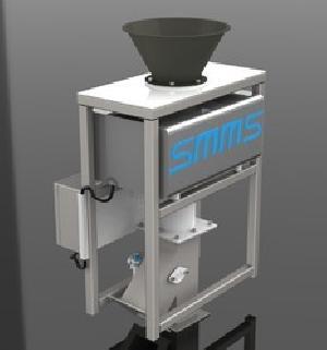 Food Flakes Metal Detector