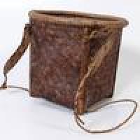 Borneo Woven Basket