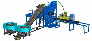 Fully Automatic Fly Ash Brick & Block Making Machine