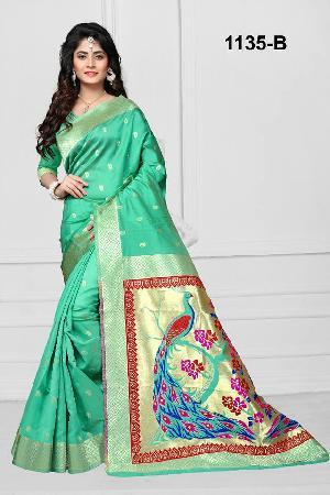 Pure Art Silk Saree