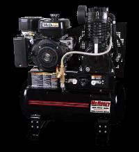 Gas Engine Service Truck Units