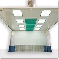 40 X 50 Aircraft Paint Booth