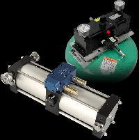 Air-driven Gas Air Amplifiers
