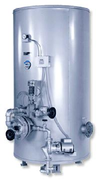Packaged Indirect Fired Water Heater