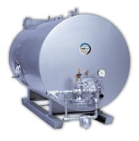 Packaged Steam Fired Water Heater