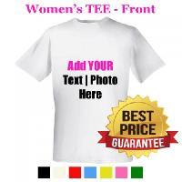Womens Round Neck Tshirts