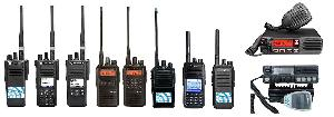 Walkie Talkie Rental Services