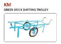 Green Bricks Shifting Trolley