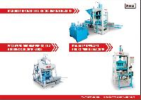 Manual Fly Ash Bricks Machines
