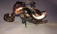 Vintage Home Decorative Ducati Bike Showpiece