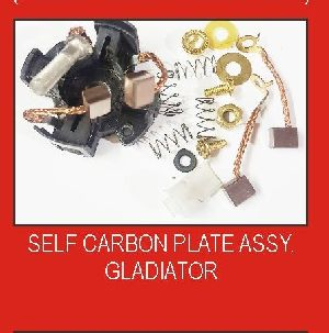 Gladiator Self Carbon Plate Assembly