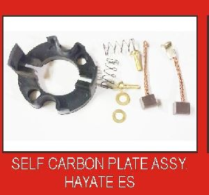 Hayate ES Self Carbon Plate Assembly