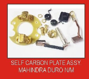 Mahindra Duro N/m Self Carbon Plate Assembly