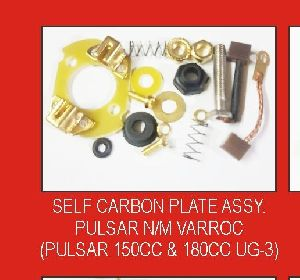 Pulsar Self Carbon Plate Assembly