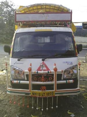 Mahindra Chota Hathi Bumper Guard