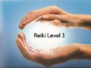Reiki Third Level Course Training Services