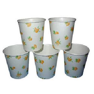 Disposable Printed Thermocol Cups