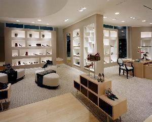 Retail Shops Designing