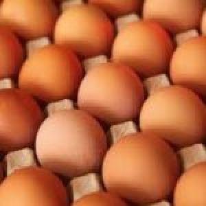 Cheap Fresh Farm Brown Table Chicken Eggs