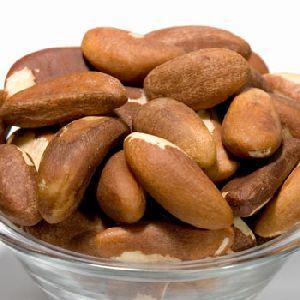 Organic grown Brazil nuts