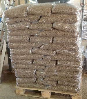 silver fir wood pellets