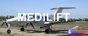 Avail Most Reliable Medilift Air Ambulance Service