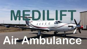 Medilift Provides Low Cost Air Ambulance Service