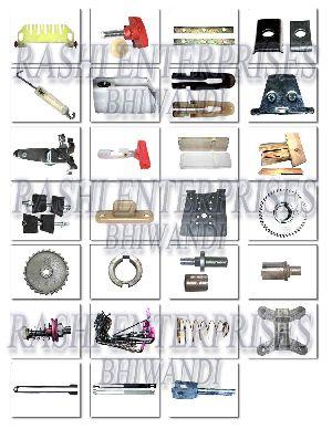 Weaving Loom Parts - China Rapier - Droppin & Frame Parts