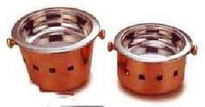 Copper Food Warmer