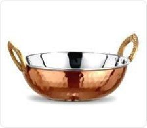 Copper Kadai