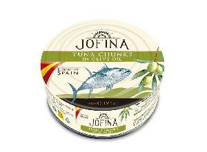 Tuna Chunks in Olive Oil