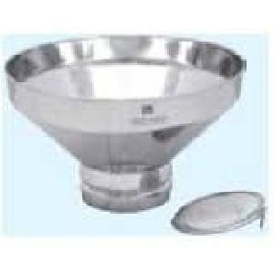 """Funnel With Strainer"